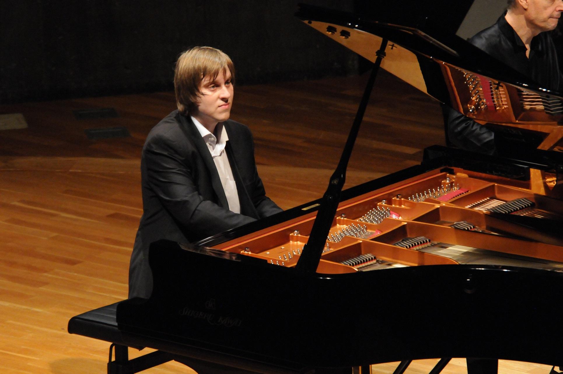 アンドレイ・シチコ ピアノリサイタル