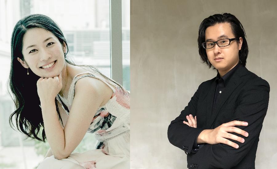 尾島紫穂&奥谷翔 ピアノジョイントリサイタル