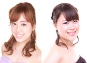 奥田有紀美&木下千鶴ジョイントリサイタル