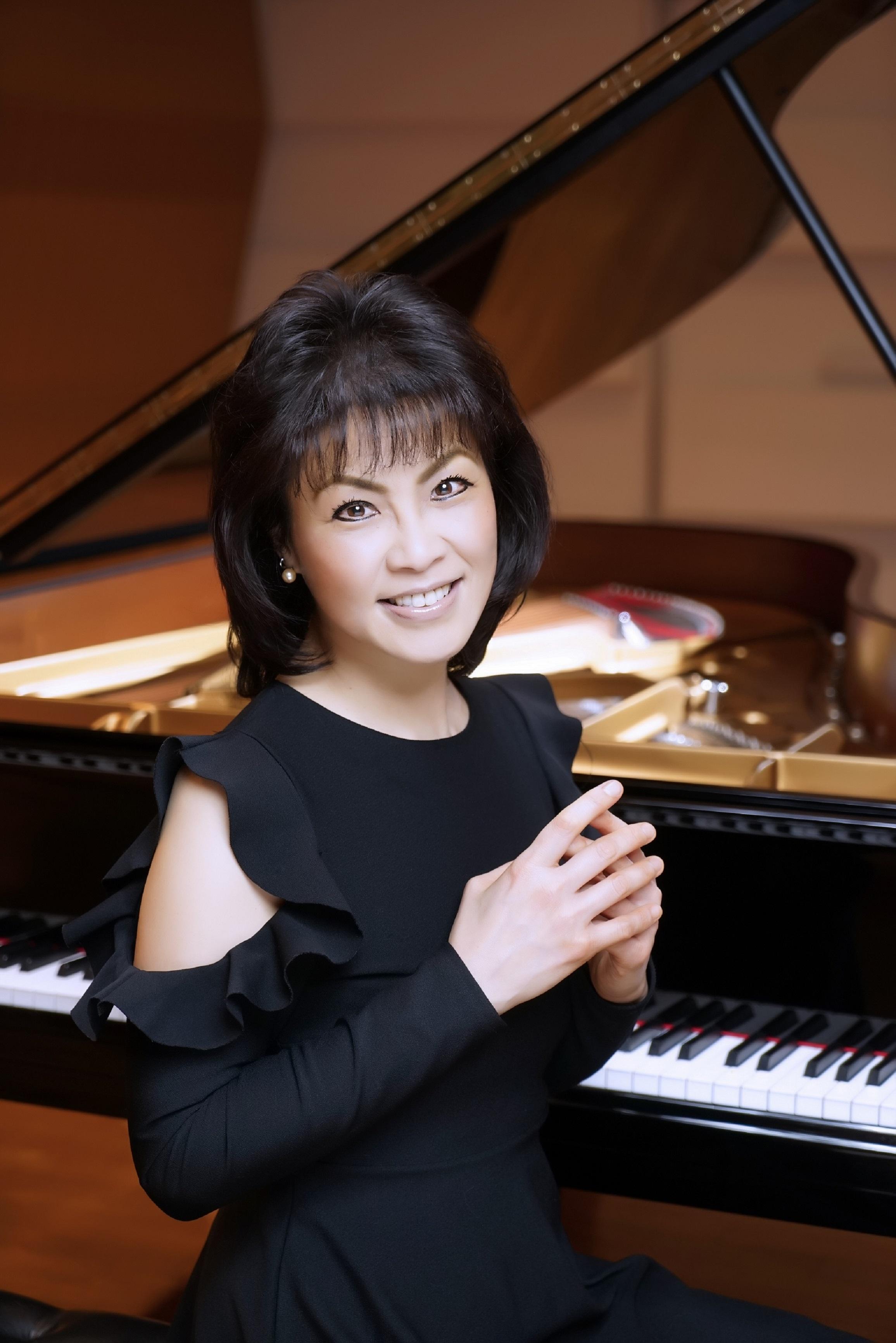 カワイコンサート2021 小川典子 ピアノリサイタル