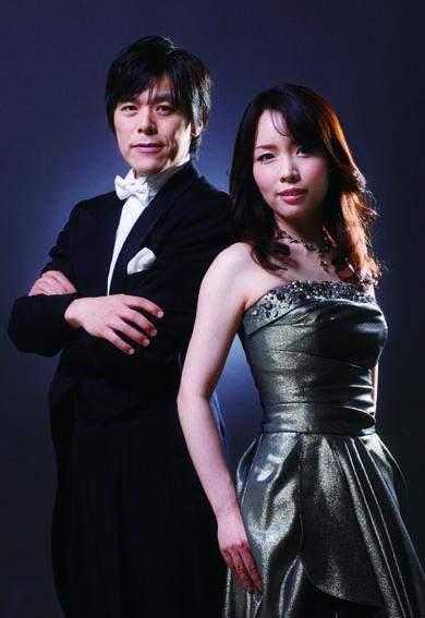 中井恒仁&武田美和子ピアノデュオリサイタル