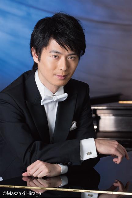 福間 洸太朗 ピアノマスタークラス
