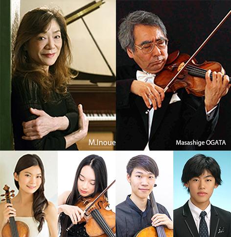 ピアニスト 田崎悦子 Joy of 室内楽シリーズ Vol.13 公開リハーサル&コンサート