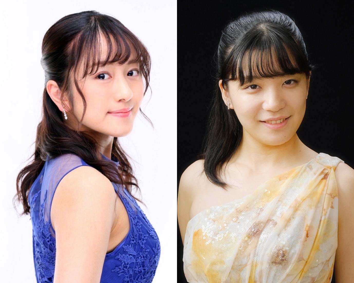 金﨑 瑞希 & 米滿 希咲来 ピアノジョイントリサイタル