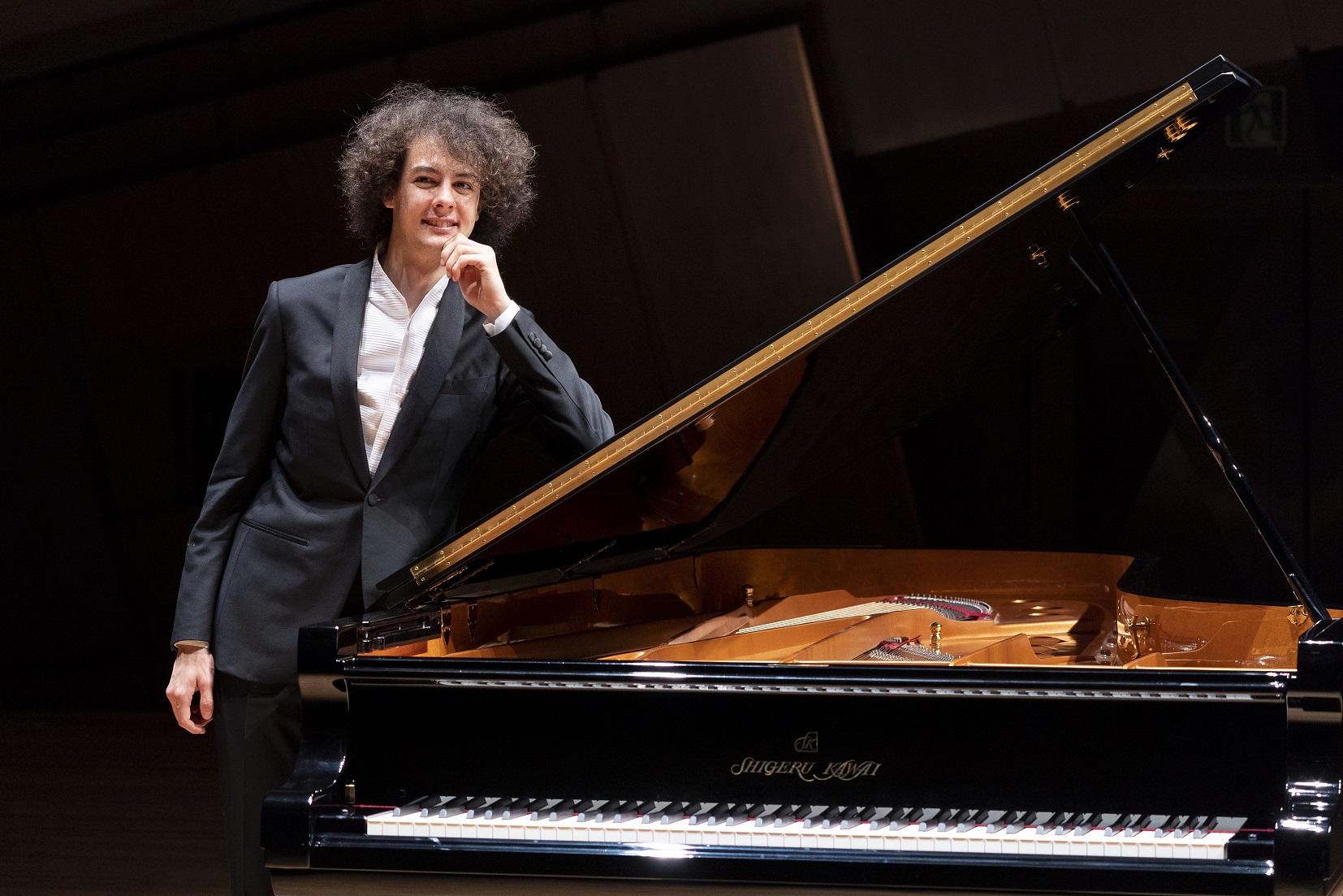カワイコンサート2021 ジャン・チャクムル ピアノリサイタル