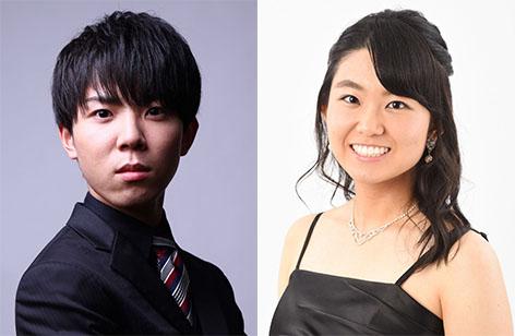 田中 英純 & 厚木 裕香 ピアノジョイントリサイタル