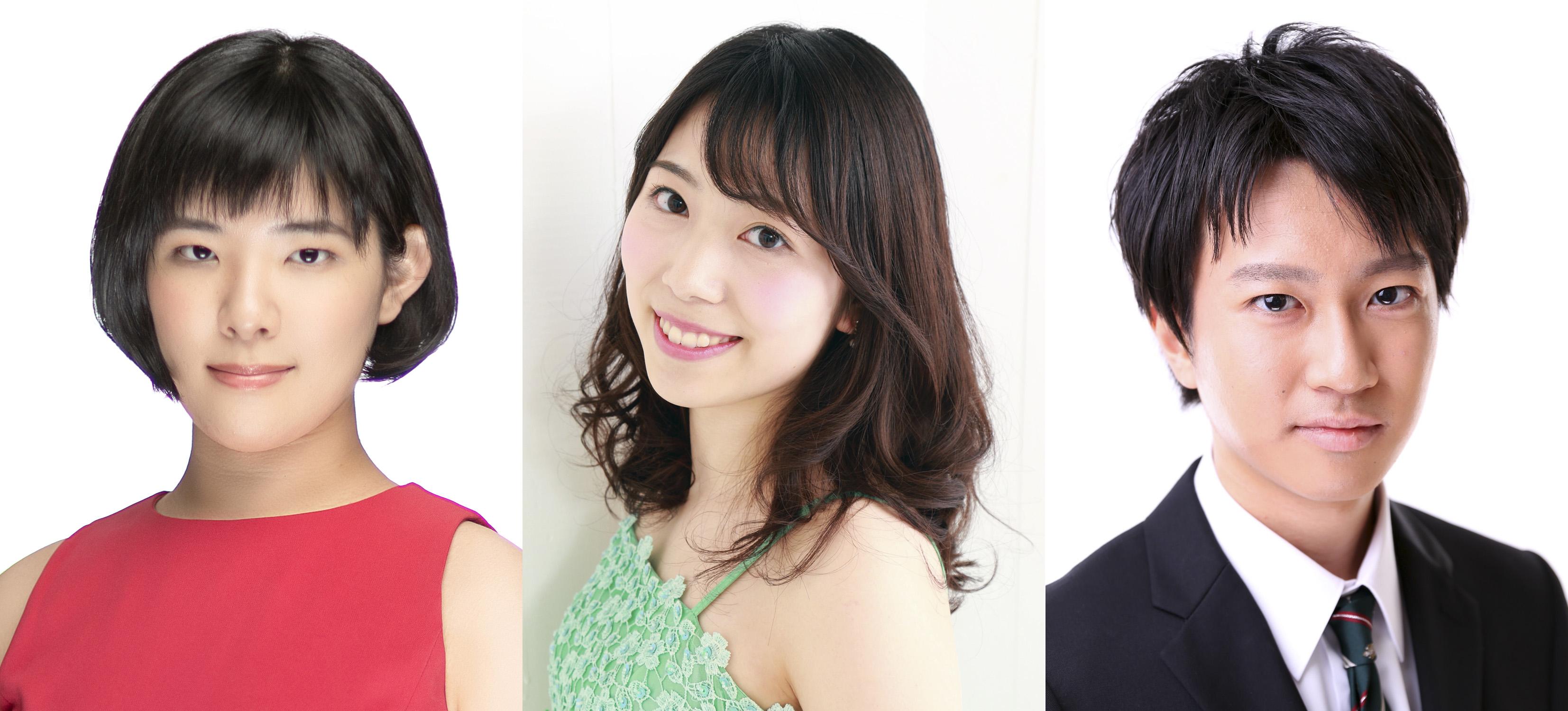 今井 理子 & 東海林 茉奈 & 京増 修史 ピアノ・ジョイントリサイタル