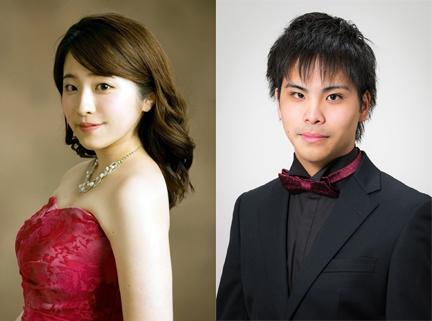 瀬頭 薫 & 内﨑 章太 ピアノジョイントリサイタル