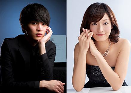 飯島 聡史&横山紘子ピアノ・ジョイントリサイタル