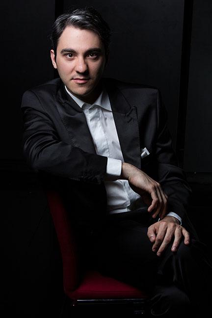 アレクサンデル・ガジェヴ ピアノリサイタル