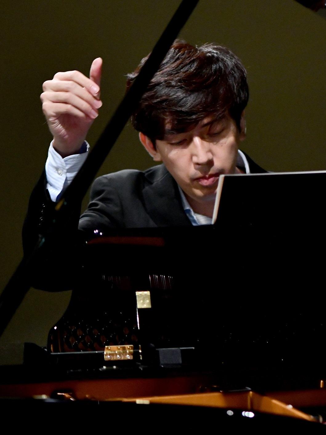 秋場 敬浩 ピアノリサイタル