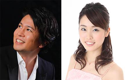 矢野 雄太&和田絢子 ピアノジョイントリサイタル