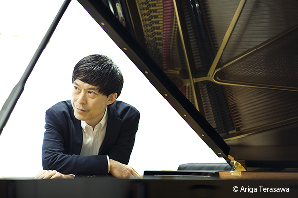 東誠三 ピアノリサイタル