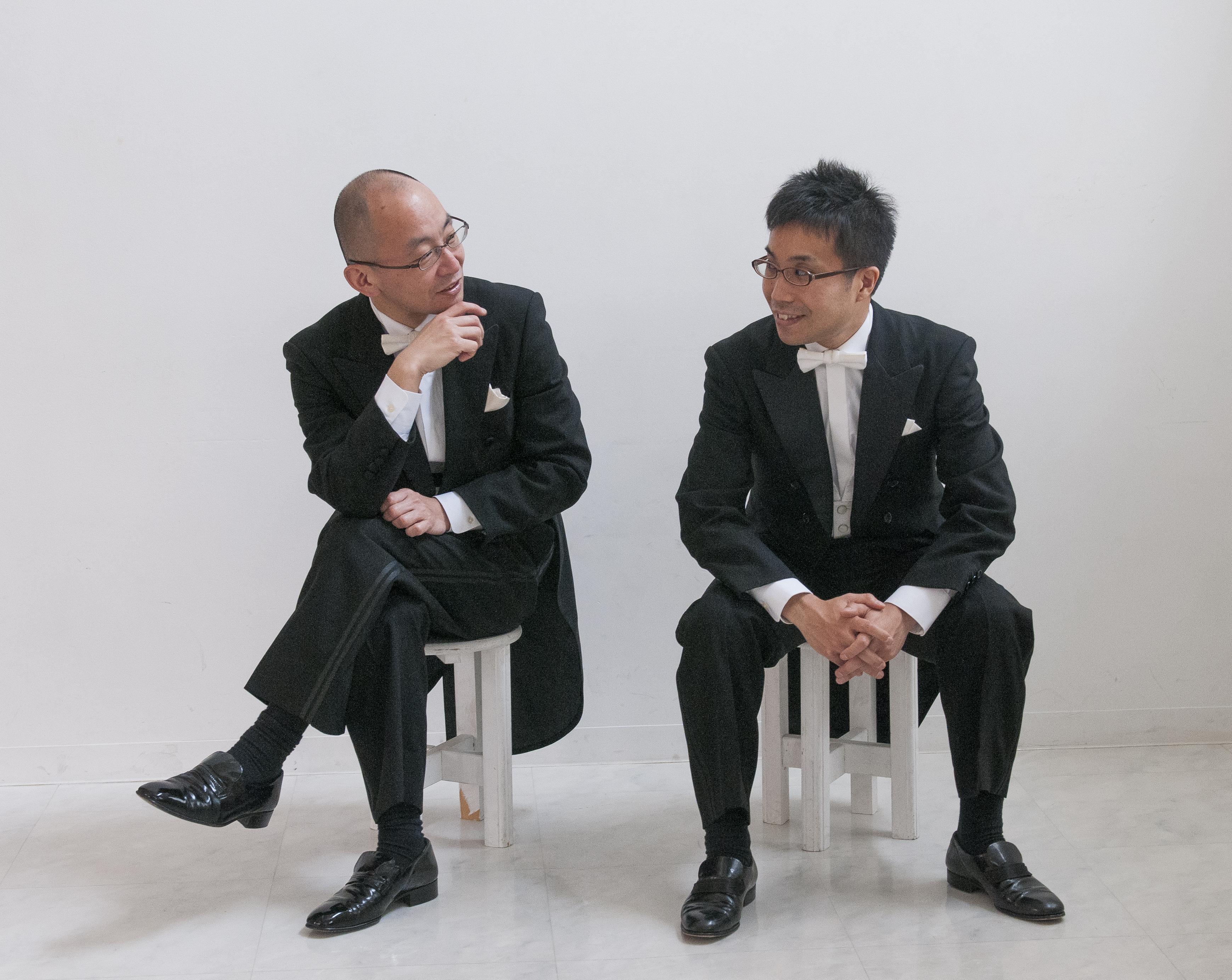 有森博&長瀬賢弘デュオシリーズ