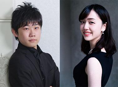 水野 貴文 & 和田 華音 ランチタイムコンサート