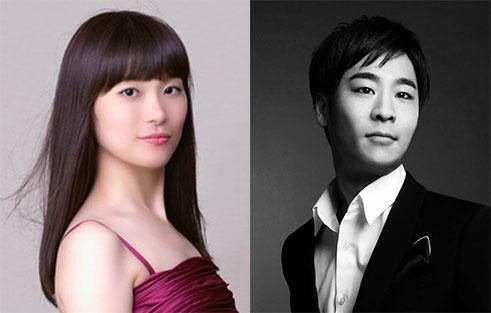篠永 紗也子 & 松岡 優明ピアノ・ジョイントリサイタル