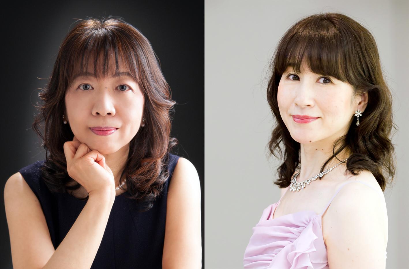 三木 香代 & 森 知英 ピアノデュオの夕べ Vol.4