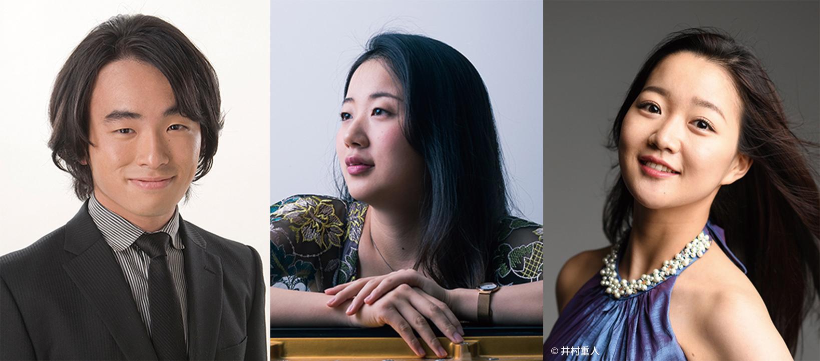 第4回日本ショパンピアノコンクール2019 入賞者によるショパンのコンチェルト!!(弦楽六重奏版)