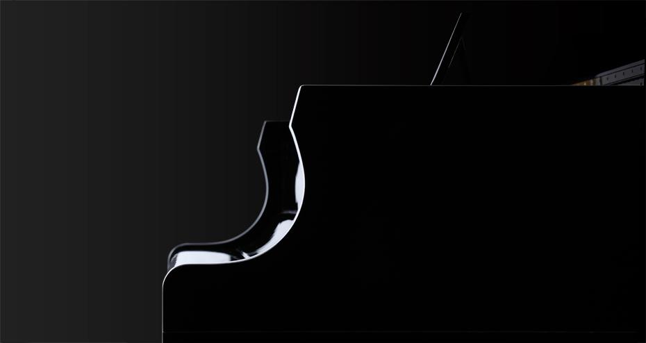 グランドピアノを持つ幸せに包まれる人生を