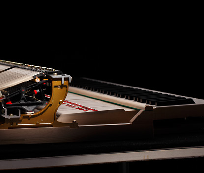 鍵盤長の延長