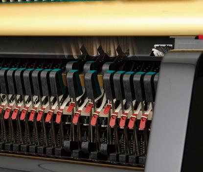 先進のIHSS非接触型光センサーを搭載