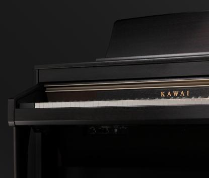 ピアノらしさにこだわった外観デザイン