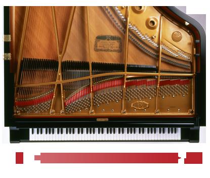 88鍵ステレオサンプリング/同時発音数192音