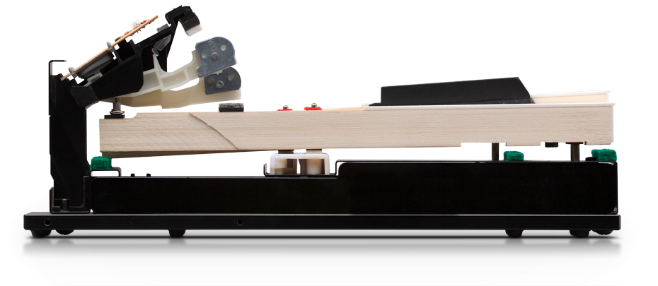グランドピアノに肉薄する「RM3 グランドⅡ鍵盤」