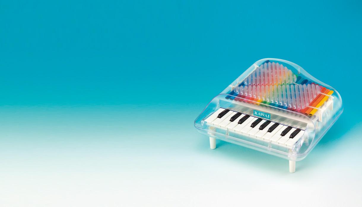 クリスタルミニピアノ 1122