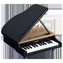 ミニグランドピアノ 1106