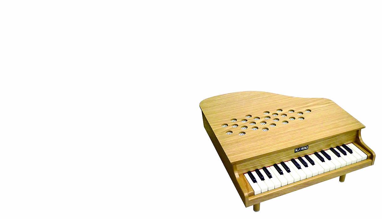 ミニピアノP-32(木目) 1113