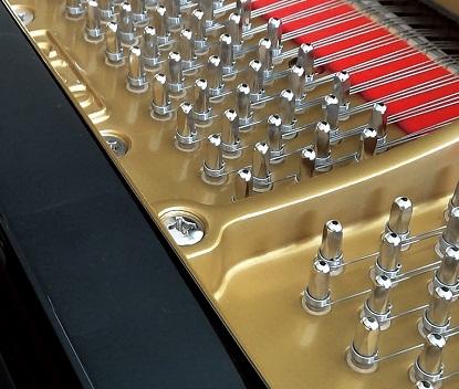 強度アップが、音の純度をあげる。<br /> ボディ剛性の向上