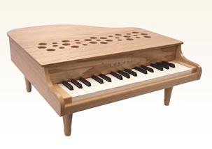 ミニピアノP-32(ナチュラル) 新発売