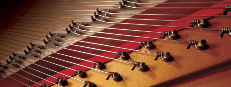 ピアニストの感性を、そのまま音にする。