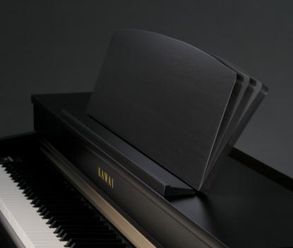 3段階調整可能な譜面台