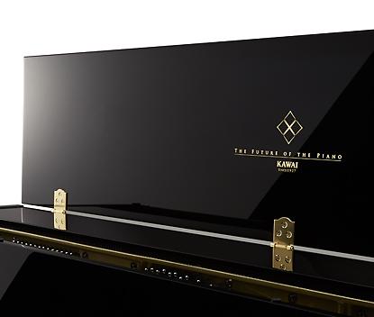 ピアノづくりの精神を象徴するマーク