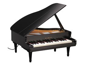 自動演奏するミニピアノ 新発売