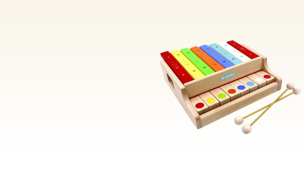シロホンピアノ G 9051