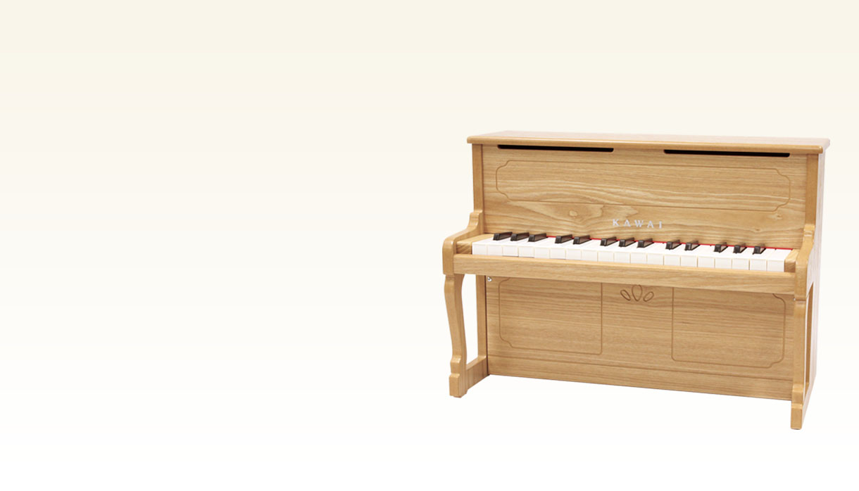 アップライトピアノ 1154(ナチュラル)
