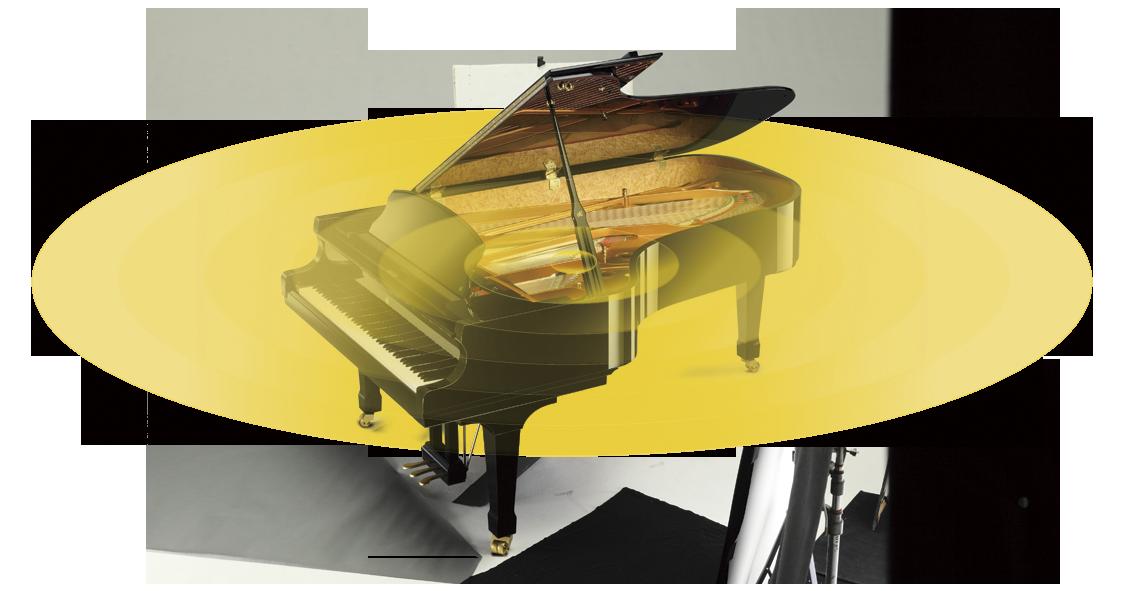 PHI 88鍵ステレオサンプリングピアノ音源