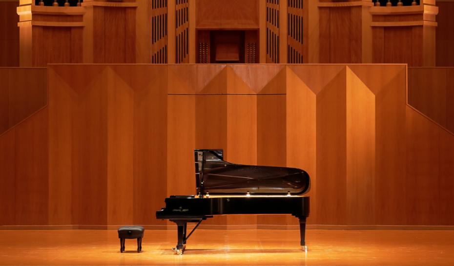 2種のグランドピアノ音