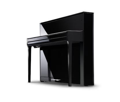 アップライトピアノの演奏フィーリング