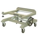 グランドピアノ用運搬台車 KGC-6N