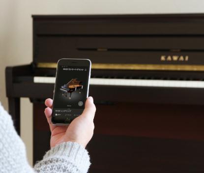 Bluetooth®Audio aptX™対応<br /> ハイクラスオーディオとしても楽しむ