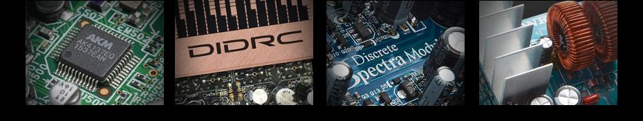 オンキヨーテクノロジーが実現する<br /> 高音質の再生システム