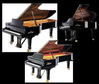 さまざまなグランドピアノの<br /> 音色を楽しむ